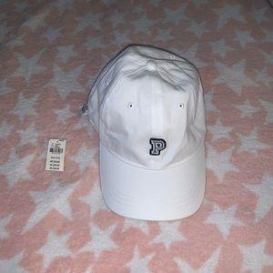 VS PINK WHITE HAT